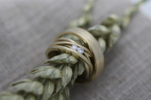 trouwringen goudsmid Best Eindhoven bicolor oud goud nieuw goud recycled diamant