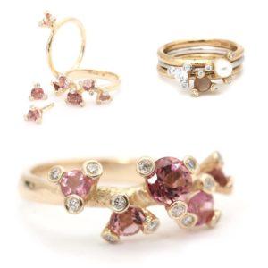 sieraden bijzondere momenten goud per Borup goudsmid ring